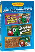 VeggieTales Adventure Pack
