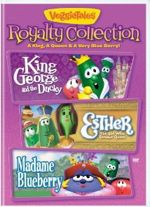 VeggieTales: Royalty Collection: A King, A Queen & A Very Blue Berry