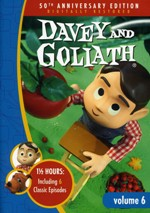 Davey and Goliath Vol. 6: 50th Anniversary Edition