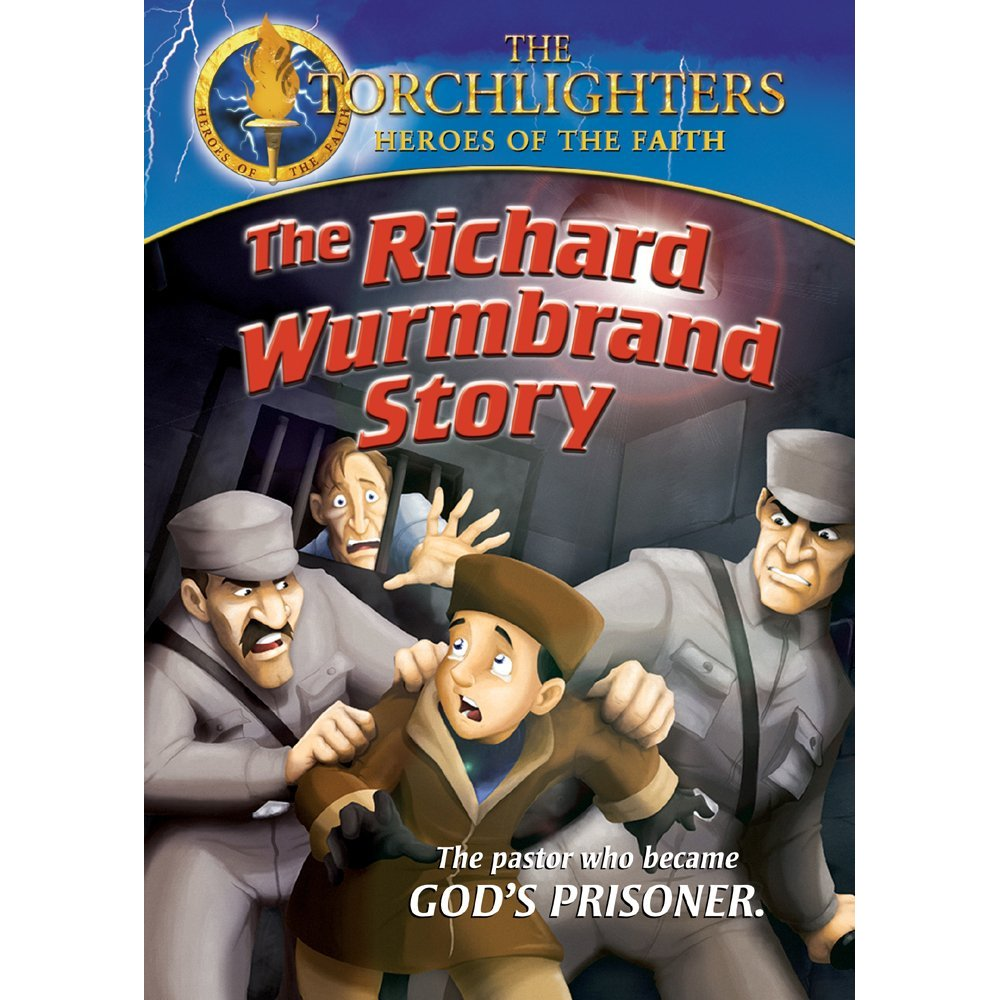 Torchlighters: The Richard Wurmbrand Story