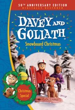 Davey and Goliath: Snowboard Christmas