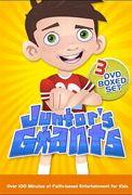Junior's Giants: Three DVD Set