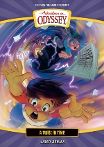 A Twist in Time (Adventures in Odyssey)