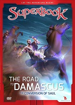 The Road to Damascus: The Conversion of Paul (Superbook)