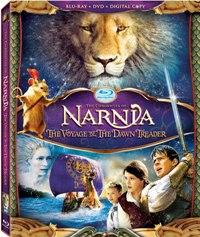 Rediscover NARNIA on Blu-ray and DVD on Apr 8