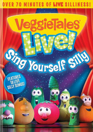 First-Ever VeggieTales Live DVD Based on Successful Touring Stage Show