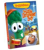 VeggieTales: The Little Drummer Boy for Christmas Season