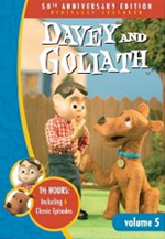 Davey & Goliath: You're Fifty!
