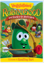 VeggieTales: Robin Good coming to DVD