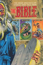 DC Comics' The Bible: Blast From the Past
