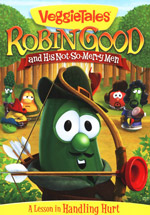 VeggieTales: Bringing a Legend to Life