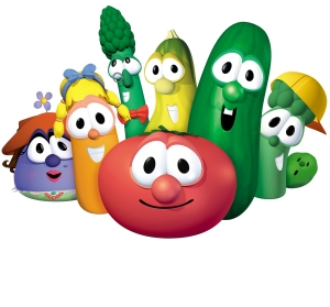 'Shrek' studio buys 'VeggieTales', 'Bullwinkle', 'Lassie', 'Richie Rich' and more