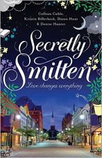 Live web event will connect readers with the authors of 'Secretly Smitten'