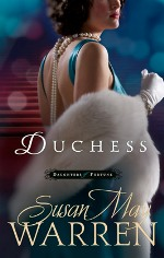 Susan May Warren wraps up series with 'Duchess'