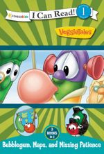 VeggieTales returns with three new children's books