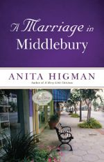 New Novel by Anita Higman, Marriage in Middlebury