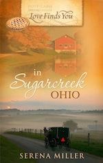 Serena Miller's LOVE FINDS YOU IN SUGARCREEK, OHIO coming to a TV near you!