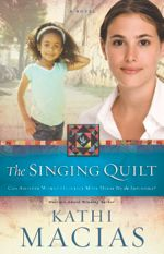 Q&A with Kathi Macias on THE SINGING QUILT