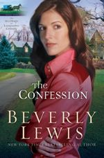 Beverly Lewis' THE CONFESSION Movie in the Making