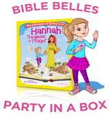 Bible Belles Launches the Bible Belles Party in a Box