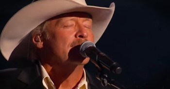 'Where Were You (When The World Stopped Turning)' - Alan Jackson