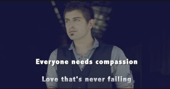 Jeremy Camp - Mighty To Save (Slideshow With Lyrics)