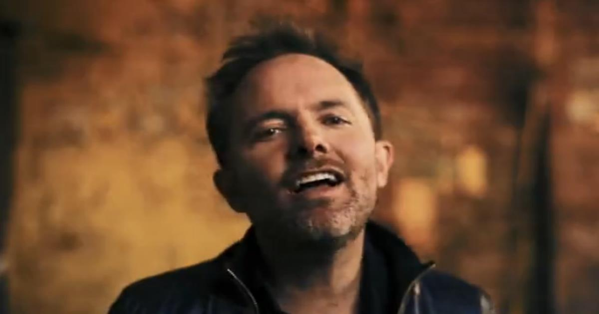 Chris Tomlin I Lift My Hands Official Music Video