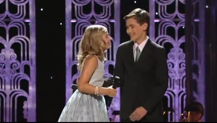jackie evancho and her siblings pictures to pin on