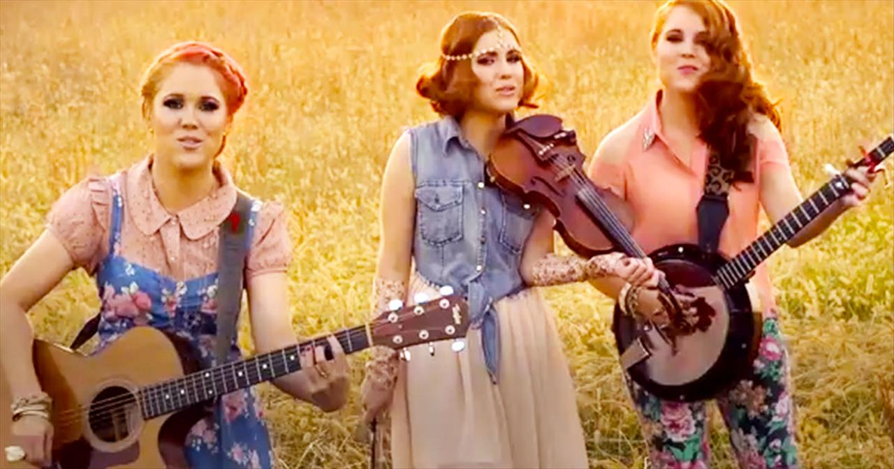 Red Roots - Christian Country Girl Official (Video)