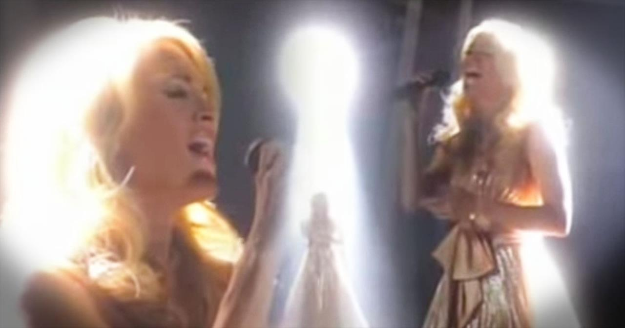 Carrie Underwood's Stunning Performance Of 'O Holy Night' Will Leave You Speechless