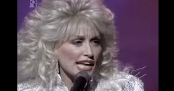 Dolly Parton's Anointed Performance of He's Alive