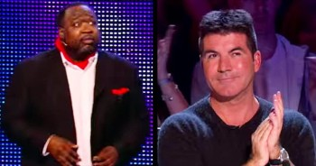 Simon Cowell Made Fun of This Gospel Singer And Then Was Blown Away
