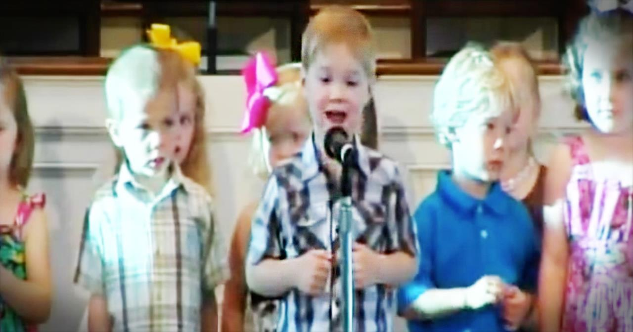 4-Year-Old%27s+Bible+Song+Turned+Country+Hit+Will+Crack+You+Up