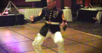 These Break-Dancing Marines Just Made My Whole WEEK! Whoa - Those Moves!