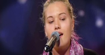 Grieving Girl Sings Sarah McLachlan's 'Angel' For Deceased Father