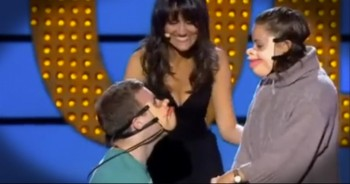 Hilarious Ventriloquist Act Ends with Surprise Proposal - LOL