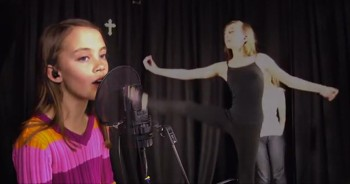 These Singing Kids Are Some of the Most 'Beautiful Thi