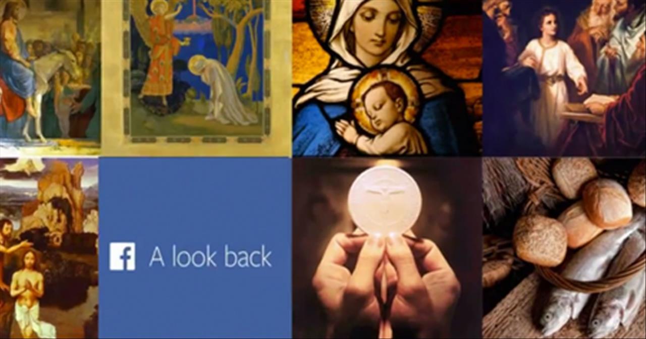 What Would Jesus' Facebook Movie Look Like?