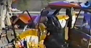 Good Samaritan Reunited with Baby She Rescued from This Car Crash. . .25 Years Later!