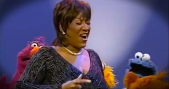 Patti LaBelle Helps Kids Learn the Alphabet... Gospel Sty