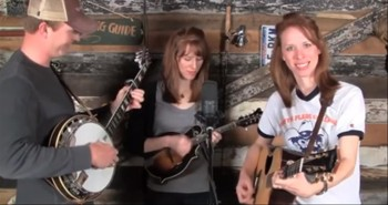 Worship Along with this Awesome Bluegrass Group's version of 'Higher