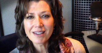 Amy Grant Surprised Us with Her Bible Verse - H
