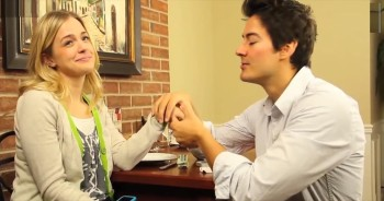 How Kids REALLY Think A Marriage Proposal Should Go