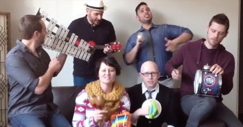 I Couldn't Love This Song Any Better – Even If They Were Using Grown-Up Instruments!