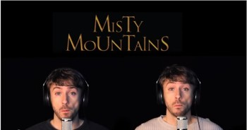Amazing A Cappella of Misty Mountain By Peter Hollens