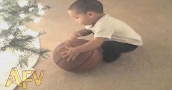 The Next Big NBA Star? Maybe With A Little More Practic