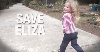 Here's Your Chance to Save a Life: Saving Eliza