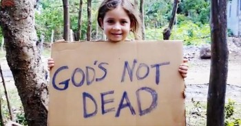 God is NOT Dead in El Salvador