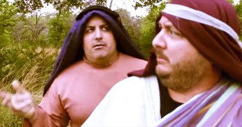 Quirky Kids Tell Bible Story As Adults HILARIOUSLY Act It Out