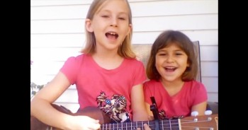 Ukulele Mandi and Sister DAZZLE With 'Favorite Song'